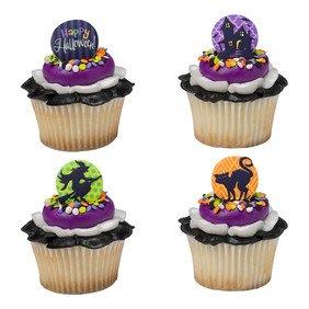 Halloween - feliz disfraz de azúcar comestible decoración - juego ...