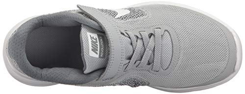 NIKE Kids' Revolution 3 (Psv) Running-Shoes, Wolf Grey/White/Cool Grey, 1.5 M US Little Kid by Nike (Image #7)