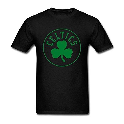 Oryxs Men's Boston Fans T-Shirt M Black