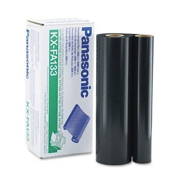Panasonic KX-F1000, 1020, 1050, 1070, 1100, 1150, 1200 Film Refill (1 Roll) (650 Yield), Part Number KX-FA133