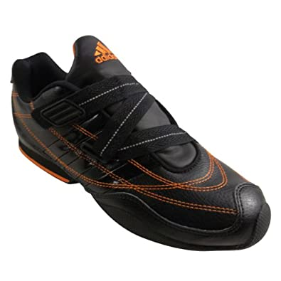 e7d18a7ccff2 Boys Adidas Trainer Black Running Trainers Kids Velcro School Shoes Junior  UK 4  Amazon.co.uk  Shoes   Bags
