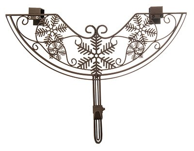VILLAGE LIGHTING COMPANY V-10941-TV Adjustable Wreath Hanger