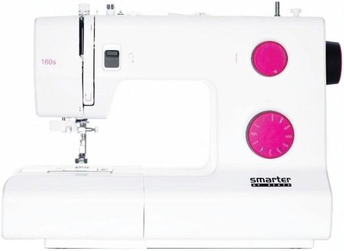 Pfaff smarter 160s - Maquina de coser: Amazon.es: Hogar