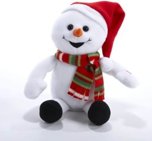 KSA 10 Battery Operated Laughing Snowman With Farting Noises