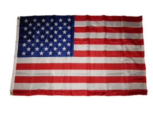 Moon 3x5 USA American 50 Star 150D Premium Quality Flag 3x5