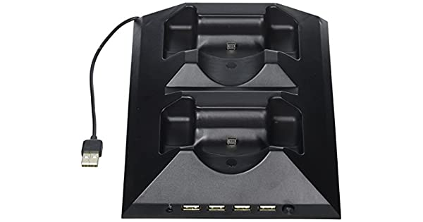SmaAcc Estación de Carga Dual con Ventilador de Refrigeración para Xbox One: Amazon.es: Videojuegos