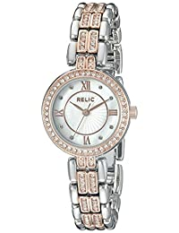 Relic Women's ZR34342 Haven Analog Display Analog Quartz Rose Gold Watch