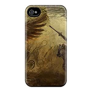Hot Slayer Of Beasts First Grade Hard shell Phone For SamSung Note 4 Case Covers