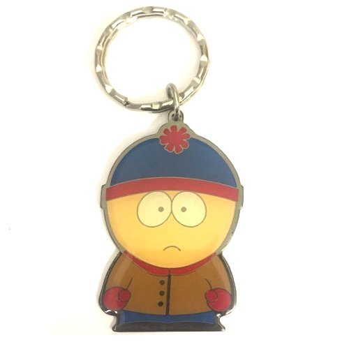 Oficial de South Park Stan Marsh Anillo de metal clave ...
