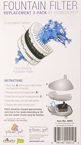Pioneer-Pet-Replacement-Filters-for-Ceramic-and-Stainless-Steel-Fountains-3-Pack