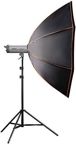 Walimex Pro Ø150 Walimex Pro K Octagon Softbox Orange Camera Photo