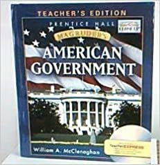 Magruders american government teachers edition mcclenoghan flip to back flip to front fandeluxe Image collections