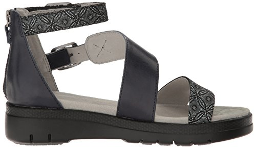 Pictures of Jambu Women's Cape May Wedge Sandal WJ17CPY91 Midnight Print 8.5 M US 3