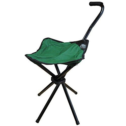 [보행보조재활지팡이] iimono117 지팡이 의자로 대변신 작게 접을! ! 스틱 의자 걸을 때 지팡이로 피곤하면 의자로 사용할 뛰어난 제품