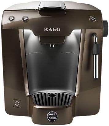 Lavazza A Modo Mio - AEG Favola LM 5100CB - Cafetera de monodosis ...