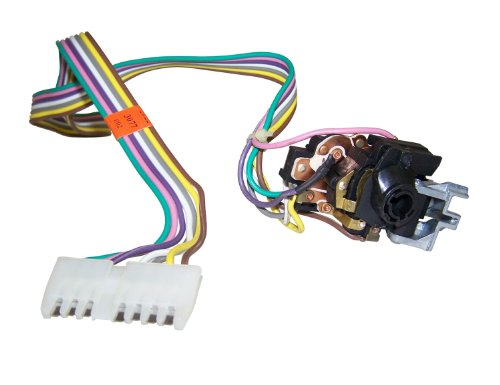 Crown Automotive 56007299 Wiper Switch with Intermittent
