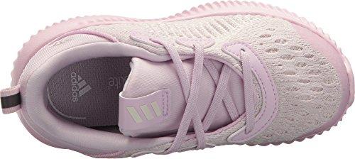 Adidas Originals Enfants Hammerfest Em I Aéro Chaussure De Course Rose / Blanc Craie