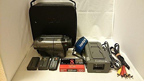 ソニー CCD-TR11 8mmビデオカメラ(8mmビデオデッキ) ハンディカム VideoHi8