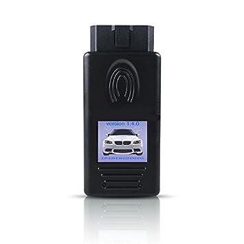 VINTscan Escáner 1.4.0 para BMW, programador EEPROM de V1.4 ECU,
