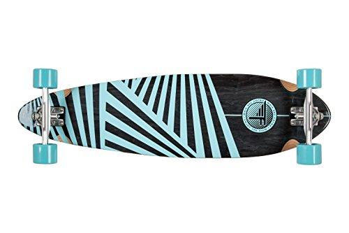 Flybar Skate Pintail Cruiser Longboard Skateboards - 36