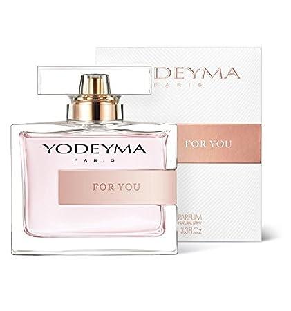 "Yodeyma - Perfume para mujer ""For You"": Eau de parfum en frasco"