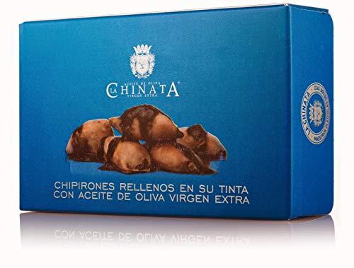 Chipirones Rellenos en su Tinta (115 g) – La Chinata