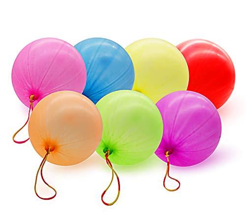 Neon Punch Balloons - 35PCS 12