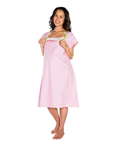 Hospital Patient Gown, Designer Gownies (S/M Size 0-10, Molly)