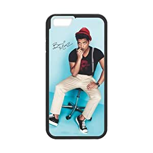 Onshop Custom Bruno Mars Cool Pattern Phone Case Laser Technology for iPhone 6 4.7 Inch