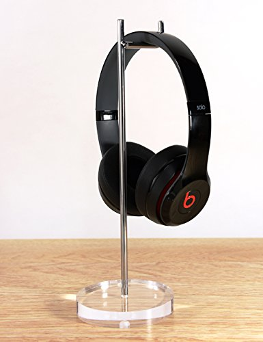 Acrylic Aluminum Detachable Headphone Earphone product image