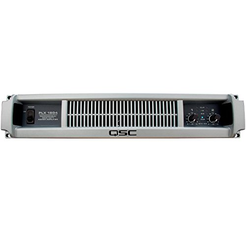 QSC PLX1804 Lightweight Power Amplifier by QSC