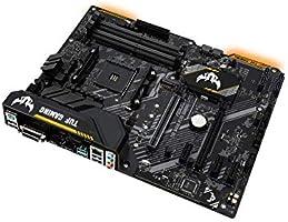 Asus TUF B450-PLUS GAMING AMD AM4 B450 ATX - Placa base gaming con ...