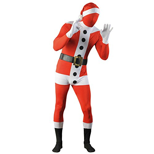 Zoelibat 97135342.131. XL Speed Suit Santa Claus/Unisex All in One Suits (Speed Anzug)
