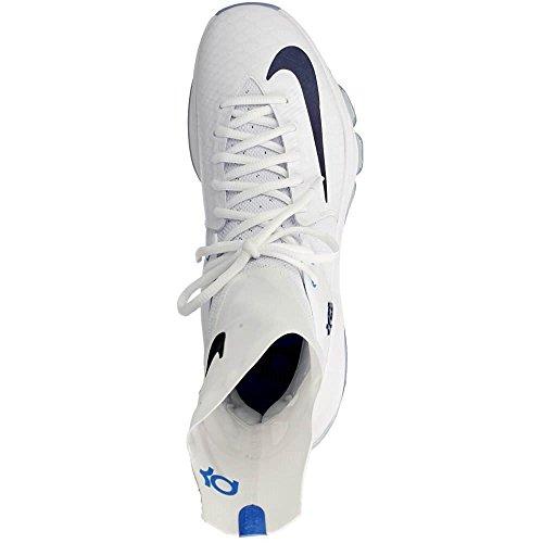 Blanco Midnight Blue 8 KD da Scarpe photo Nike White Bianco Navy Basket Uomo Elite 8THvnc