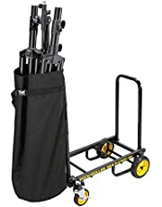 Rock-N-Roller Handle Bag with Rigid Bottom for R2 Multi-Carts (RSAHBR2)