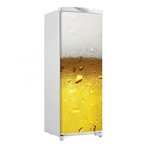 Adesivo geladeira envelopamento porta cerveja e espuma 2 - até 1,50x0,60 m