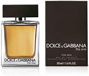 The One by Dolce & Gabbana for Men. Eau De Toilette Spray 1.6-Ounces