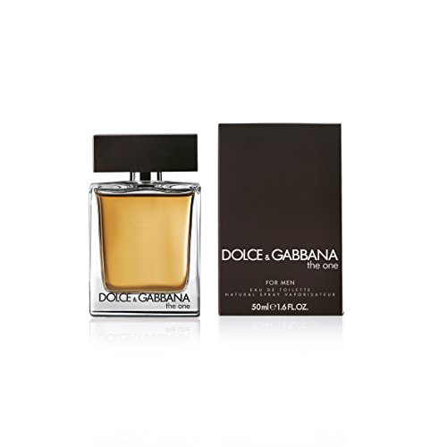 The One by Dolce & Gabbana for Men. Eau De Toilette Spray 1.6-Ounces