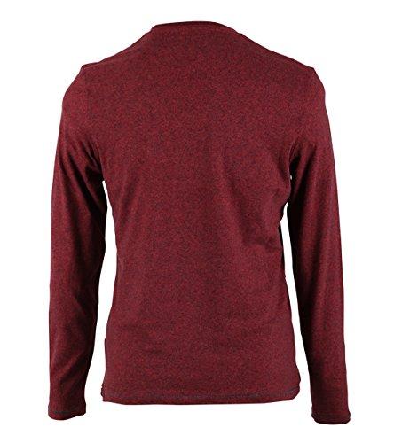 NAPAPIJRI SODA Old Red Langarmshirt