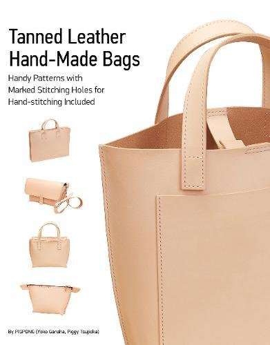Tanned Leather Hand-Made Bags: Ultimate ()