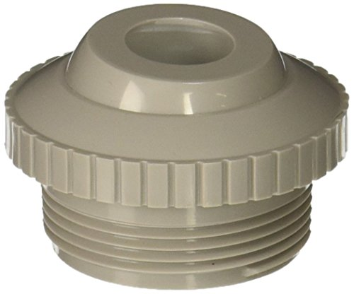 Hayward SP1419DGR Gray 3/4-Inch Opening Hydrostream Directional Flow Inlet Fitting with 1-1/2-Inch MIP Thread