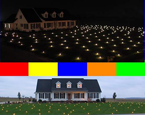 Lawn Lights Illuminated Outdoor