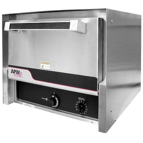 cdo countertop double deck oven