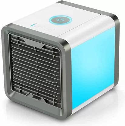 Arctic Pure Chill Evaporative Air Cooler, Mini Portable Air Cooler Fan Arctic Air Personal Space Cooler (Air Cooler)