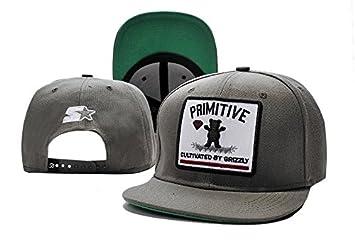 9f2050fcea2 ... best price primitive x grizzly x diamond snapback cap hat adjustable hats  caps 7c3f7 bdb3a