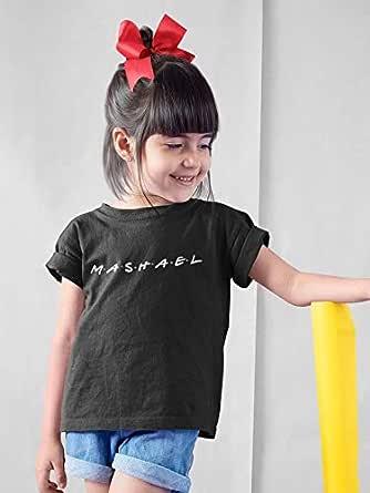 MaSHaEL aTIQ T-Shirt for Girl