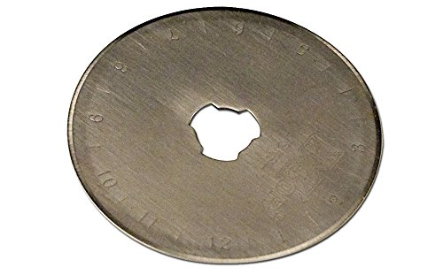 (Tandy Leather Easy Grip Rotary Cutter Replacement Blade)