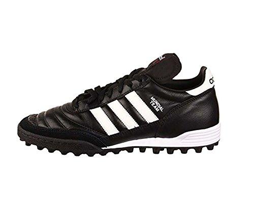 adidas Mundial Team Mens Soccer Shoe 6 Black-Run White-Red