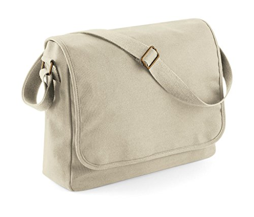 Bag BagBase Messenger Canvas Classic Pebble 1twWwvXq