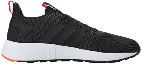 adidas Men's Questar BYD, core Black/Solar red, 6.5 M US by adidas (Image #7)